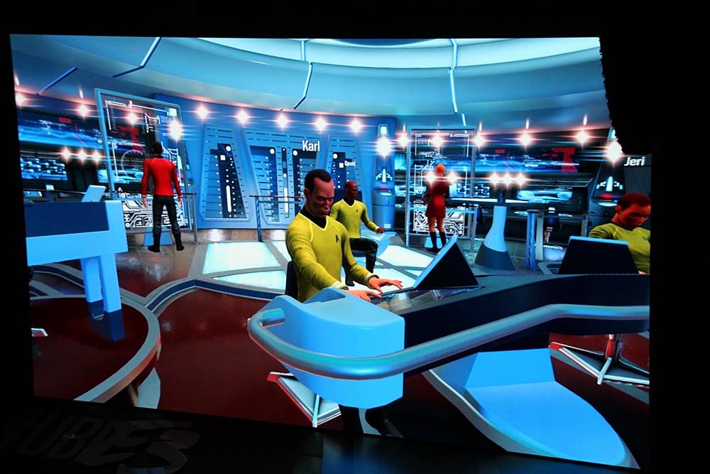 集まれ宇宙船スタッフ! チーム全体で協力しながら船を操作していくというのが新しい