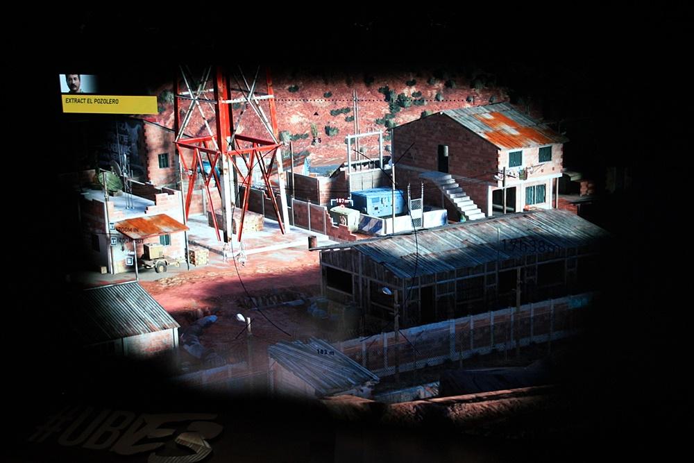 来年3月7日の発売も発表された「Tom Clancy's Ghost Recon Wildlands」。広大なマップの中は敵も多く、味方との連携が目的達成には重要になるようだ