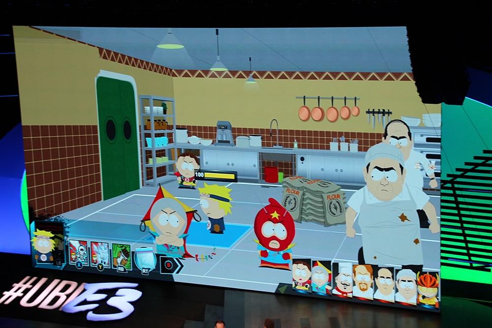 アメコミヒーローを題材とした「サウスパーク」ゲーム化第2弾。戦闘はターン制のストラテジーになるという