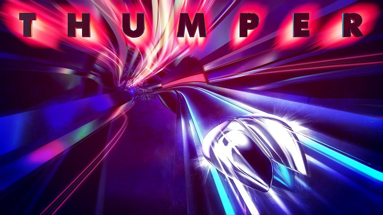 PS VRでトリップできるリズムアクション「Thumper」。たったの2人で開発しているという