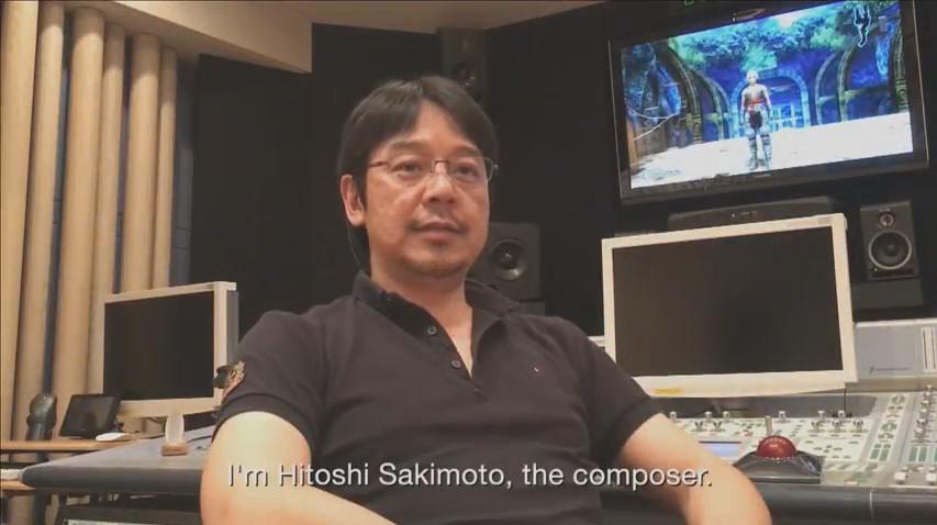 オリジナルの曲も担当したコンポーザーの崎元仁氏