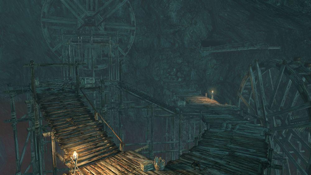 大坑道で無残にも倒れた覚者達の姿を見る中、ボルド大坑道にワイトが現われたとの情報が。ワイトは大量の魔物を召喚し、レスタニアの平和を脅かそうとしている