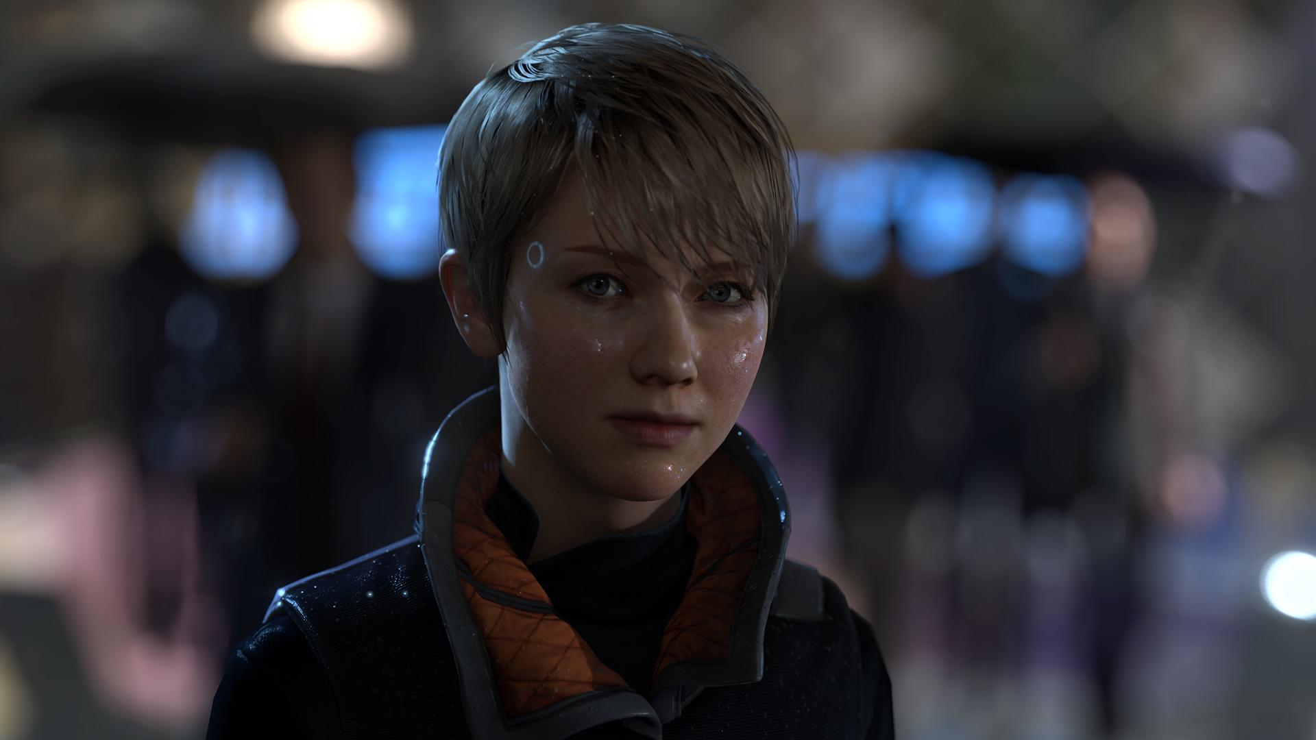 「Paris Games Week」での発表トレーラーに登場したKARA(カーラ)。彼女については、PS3用の短編映像「KARA」のその後の物語が描かれるようだ