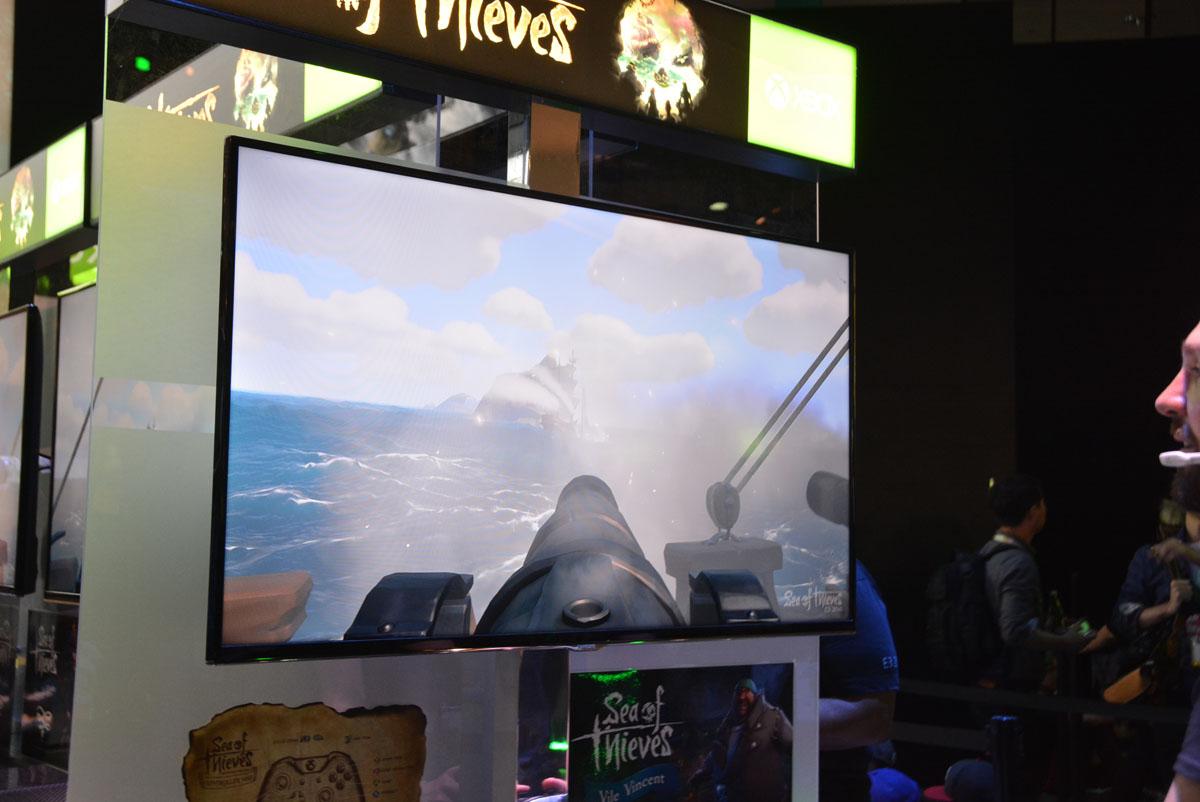 キャプ海戦では皆が右往左往。このカオスな感じが楽しい