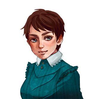 "<strong class=""em "">マリア・アルメイダ</strong> 名門アルメイダ家の令嬢。没落した家を復興するため父の跡をつぎ船乗りの道を選んだ。勝ち気で直感力がある"