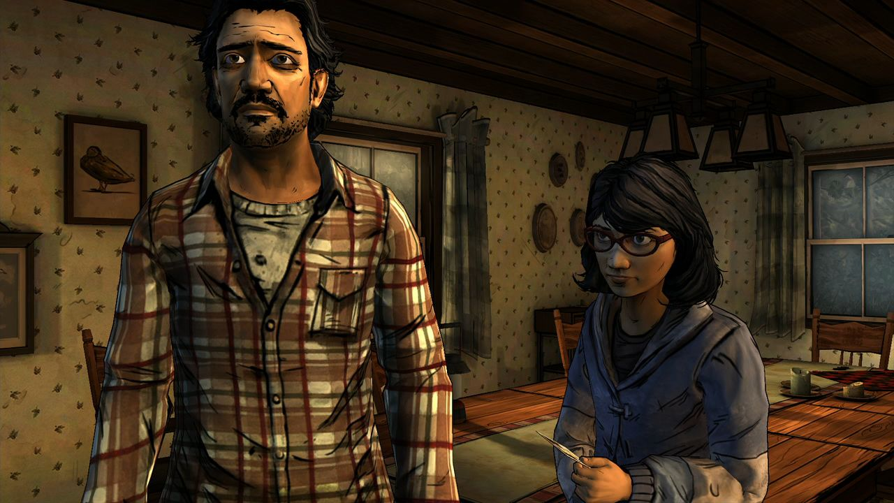 カルロスとサラ