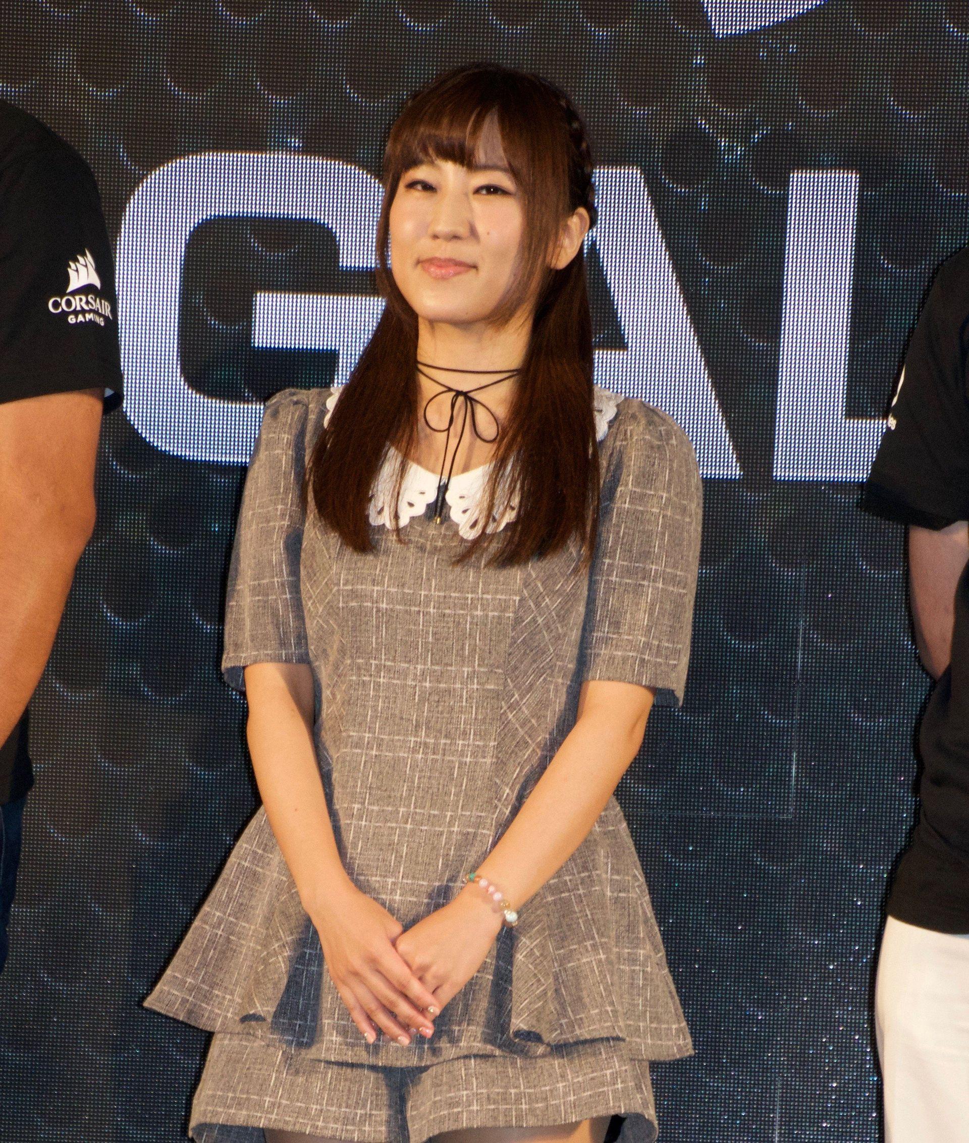 GALLERIAチームに参加していた声優の吉岡麻耶さん