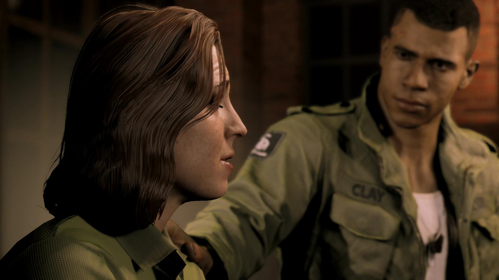 バークの副官は実の娘でダニーの姉のニッキーだ。サブミッションを進めると衝撃の事実が明らかになる