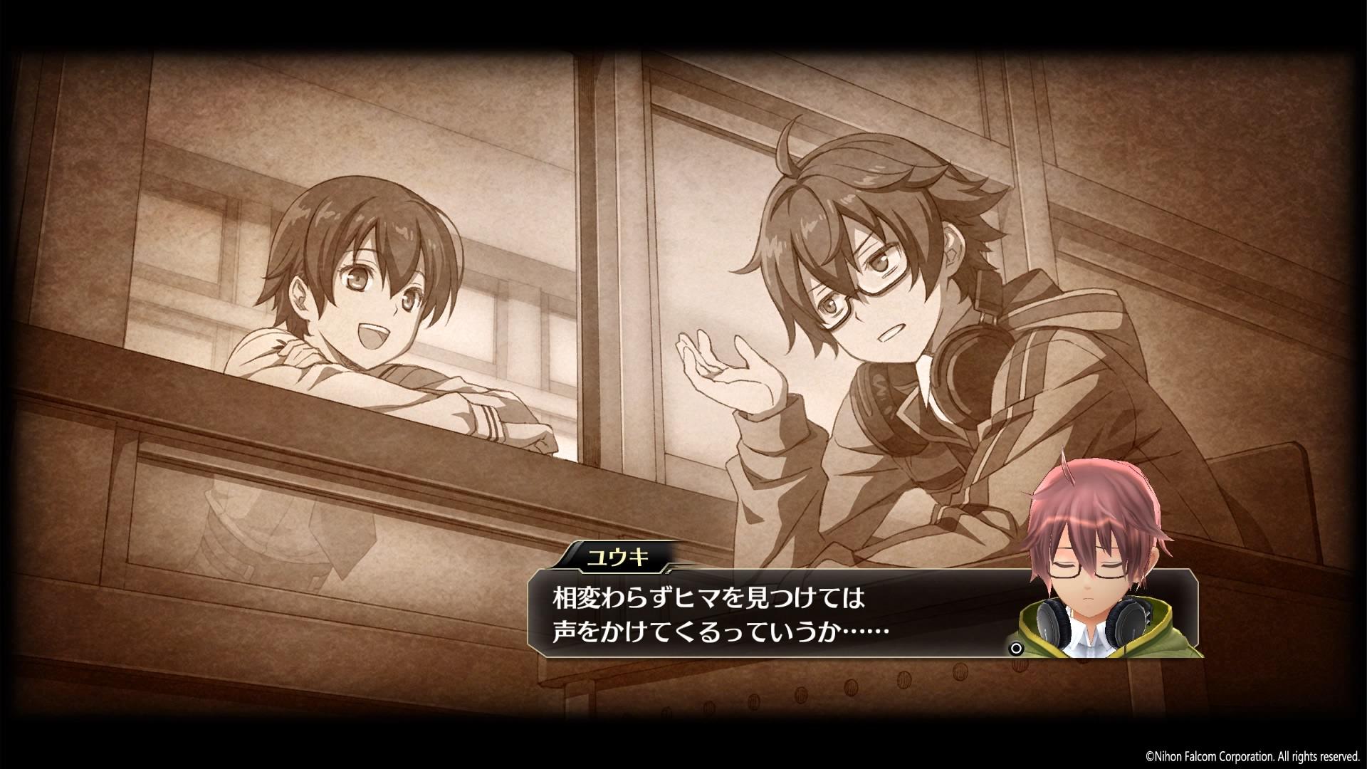 「eX+」で追加されたサイドストーリーは、コウ以外のメインキャラクター達がさらに掘り下げられる内容となっている