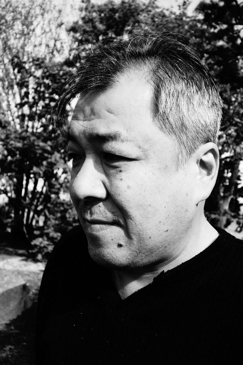 九谷焼陶芸家、高聡文氏