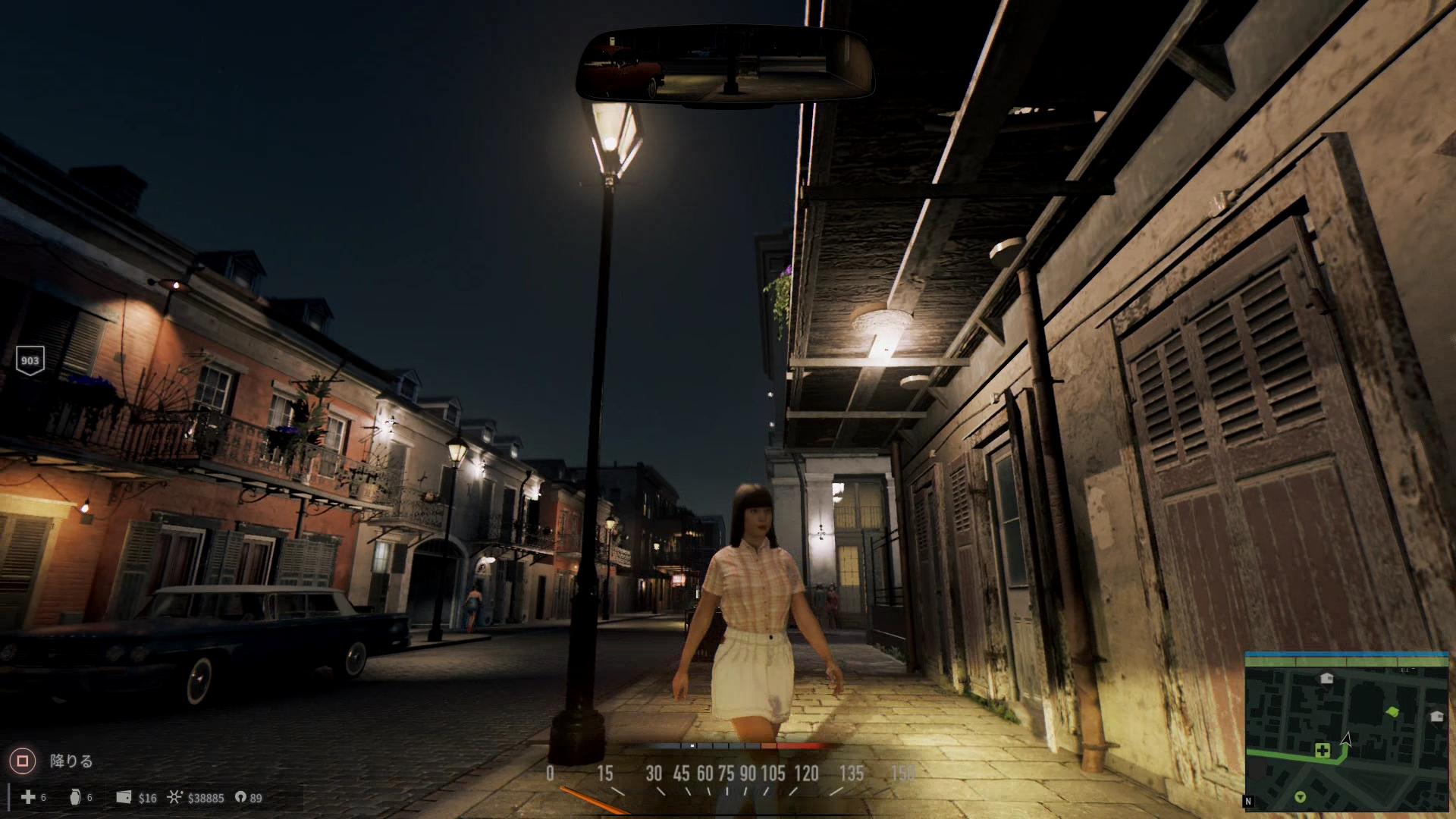 「フランス街」で見つけた俺の天使! どことなくデビュー初期の中川翔子さん(しょこたん)に似てないこともないような気がするんだが……気のせいかな?