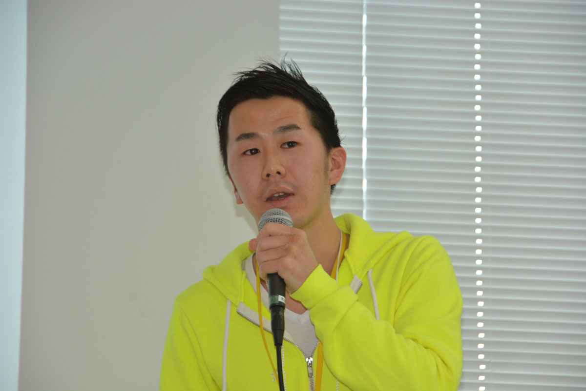 VAQSOのCEO川口健太郎氏