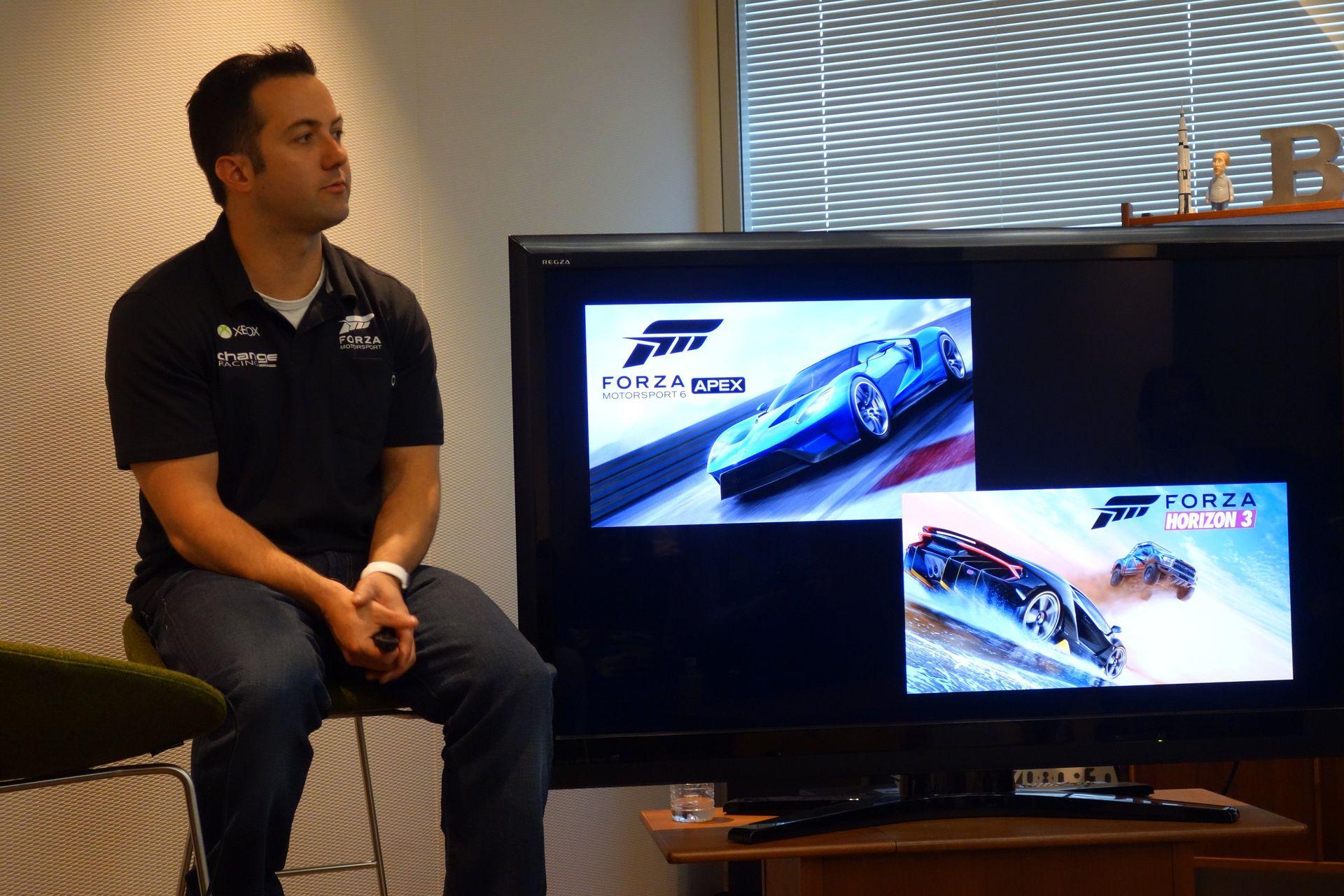 「Forza Horizon 3」の成功の裏には、「Forza Motorsport 6: Apex」の存在があった