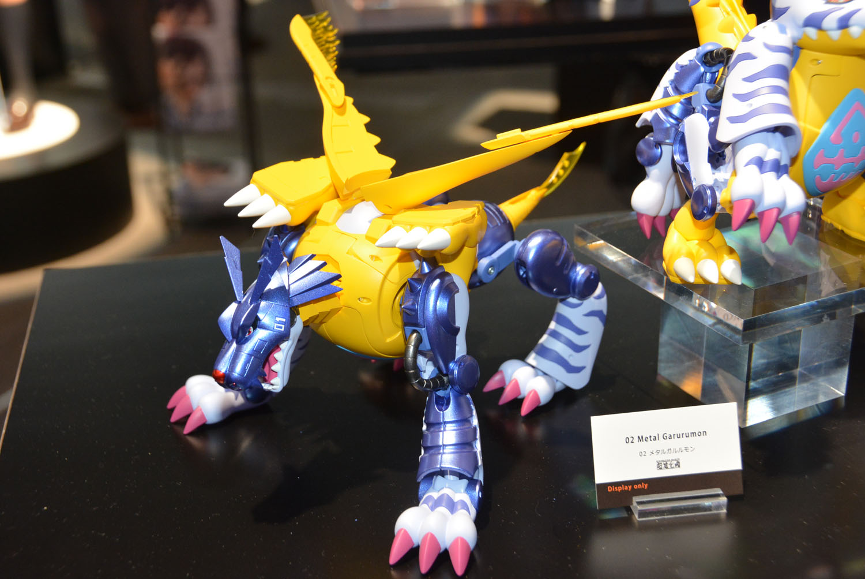 「超進化魂 02 メタルガルルモン」
