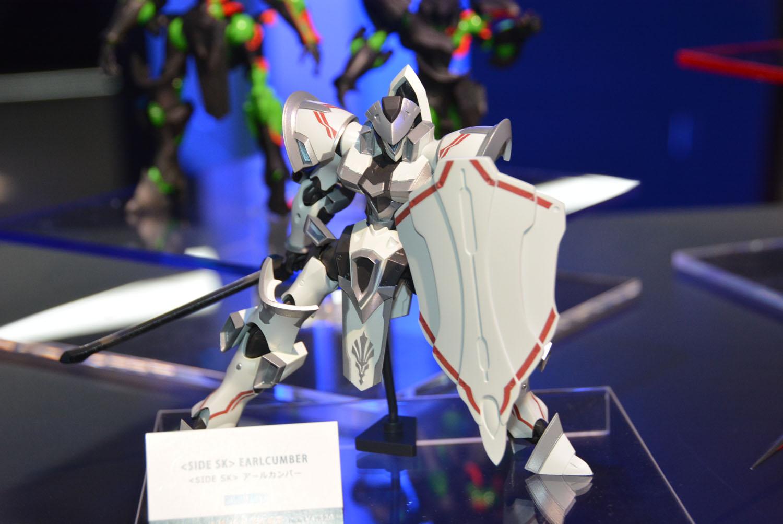 ナイツ&マジック」のロボットを立体化していく新ブランド「ROBOT魂TRI(トライ)」
