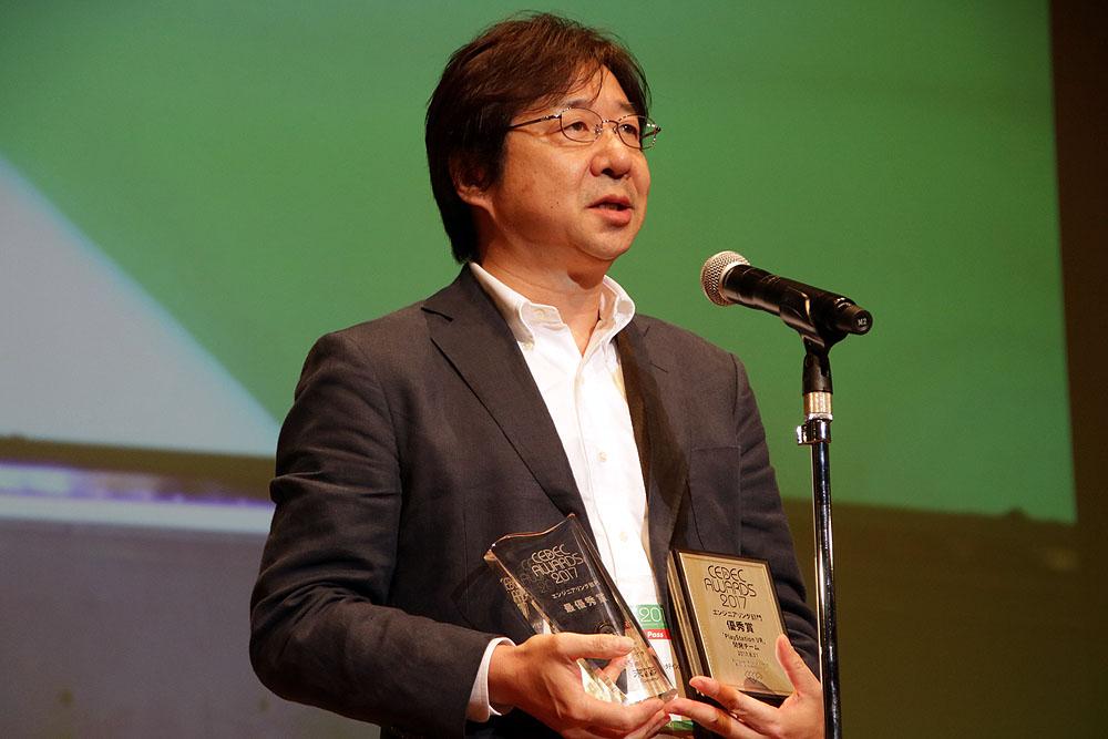 エンジニアリング賞の最優秀賞は「PlayStation VR」開発チーム