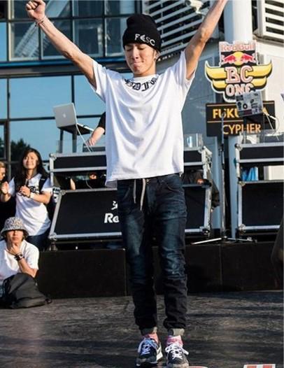 Jun(ブレイクダンス)