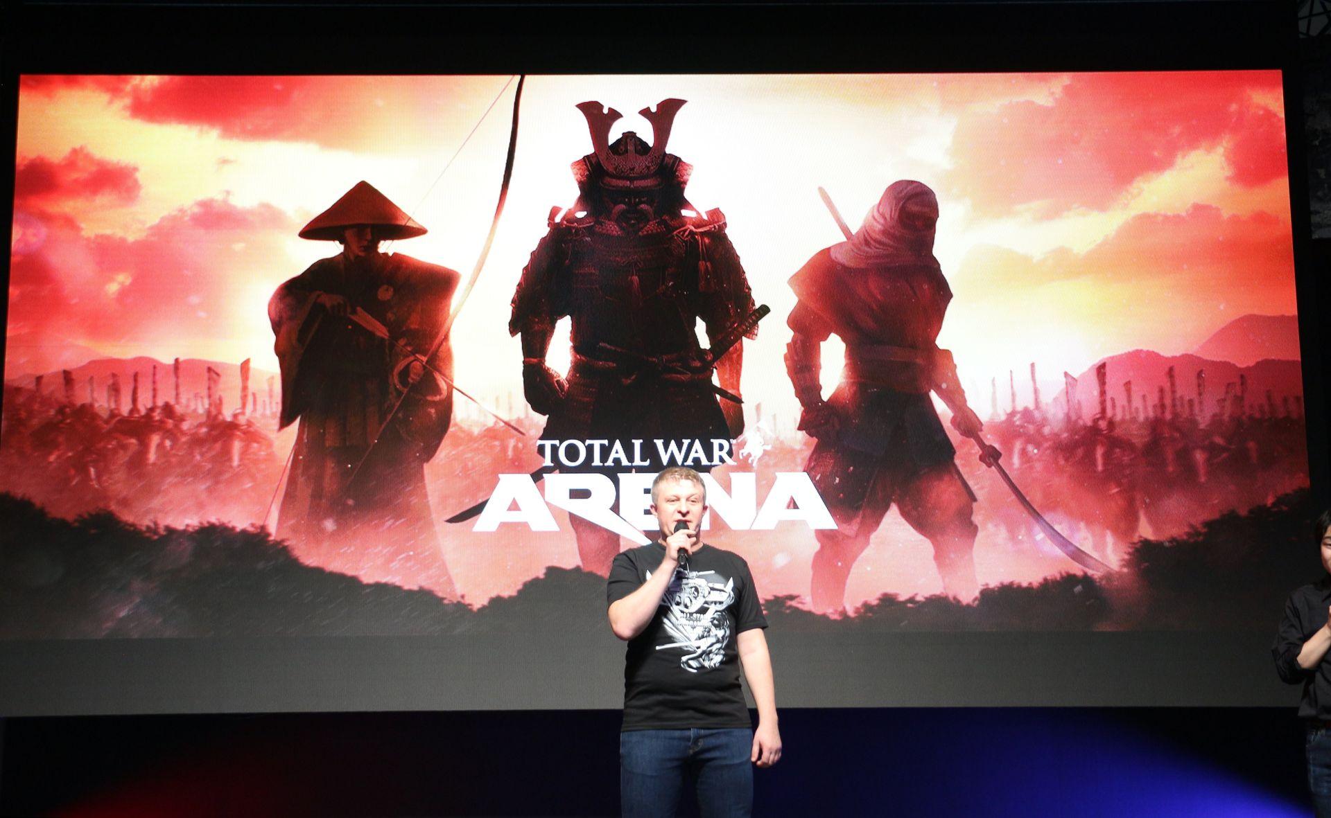 今回は「Total War: ARENA」の日本ツリーの開発着手を発表した