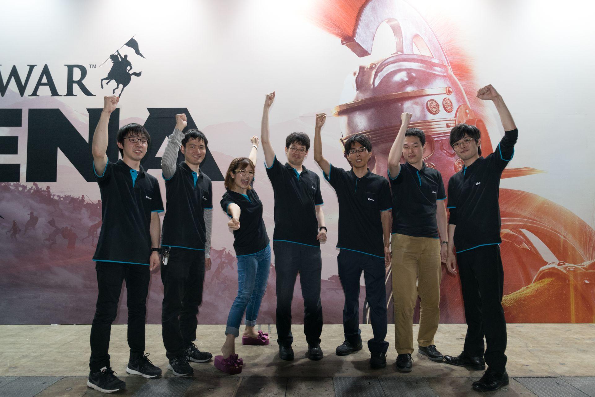 残念ながらAll-Starsには負けてしまったものの。PCメーカーでは日本一の座に輝いたチームG-Gear(ツクモ)。戦術の引き出しから連携まで全てが素晴らしかった。彼らには最大限の賛辞を贈りたい
