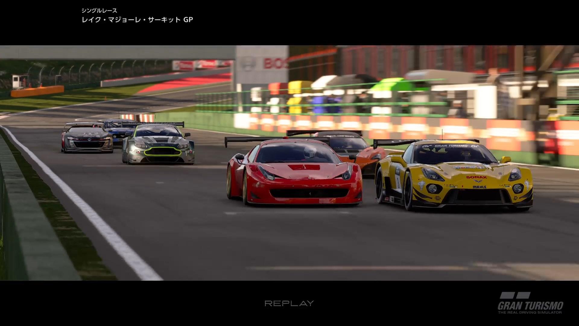クリーンに気持ちよくレースを楽しむことを目指す「GT SPORT」