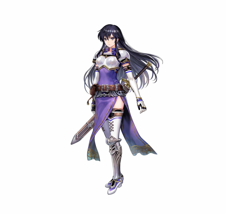 流星の剣姫 アイラ