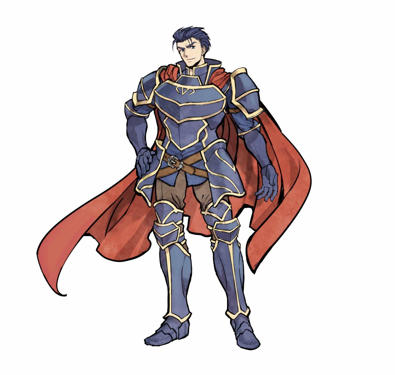 オスティアの勇将 ヘクトル