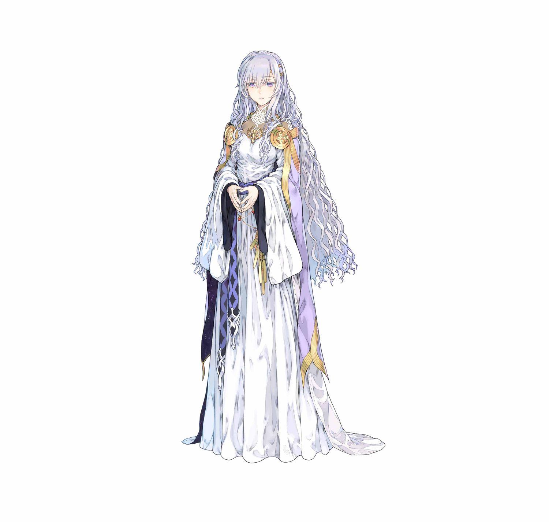 精霊の森の少女 ディアドラ