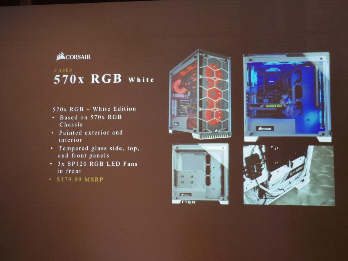 570x RGB White