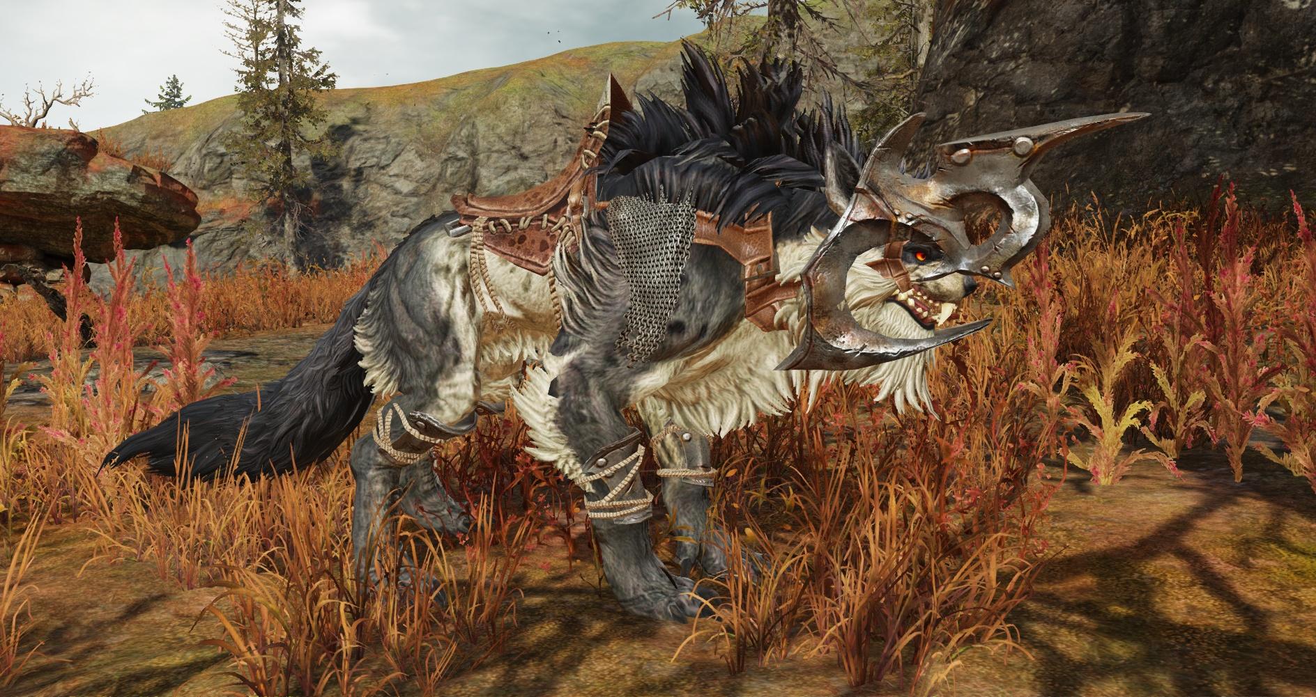 クイックステップゴブリンの猟犬ウォルグ