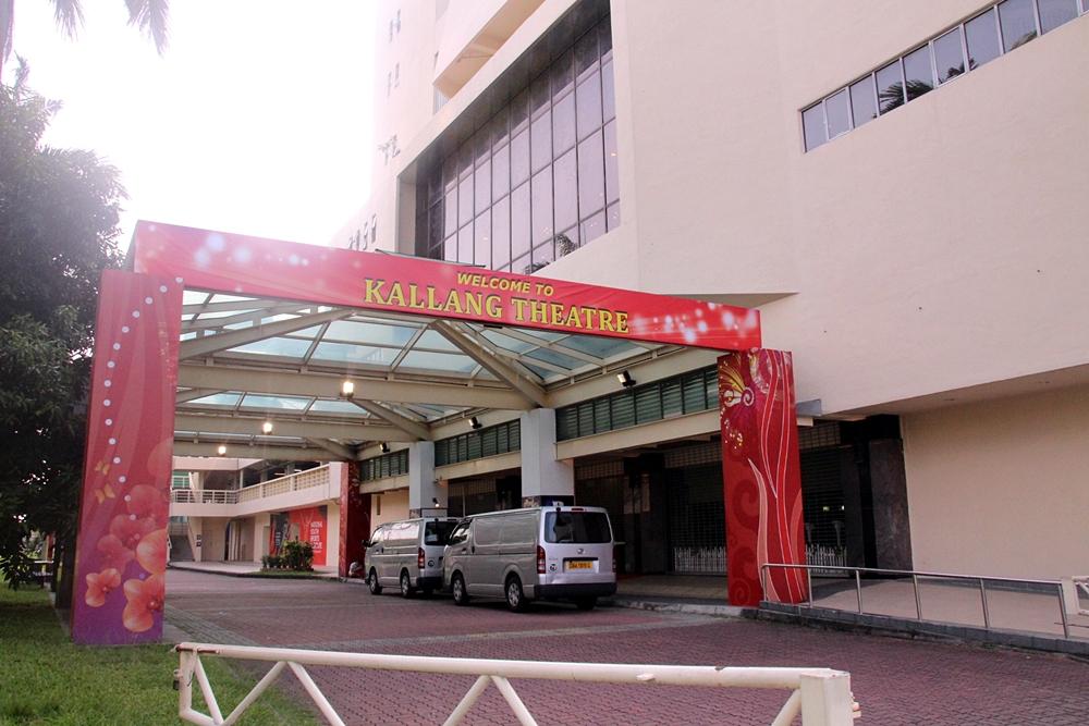 シンガポールのカランシアター