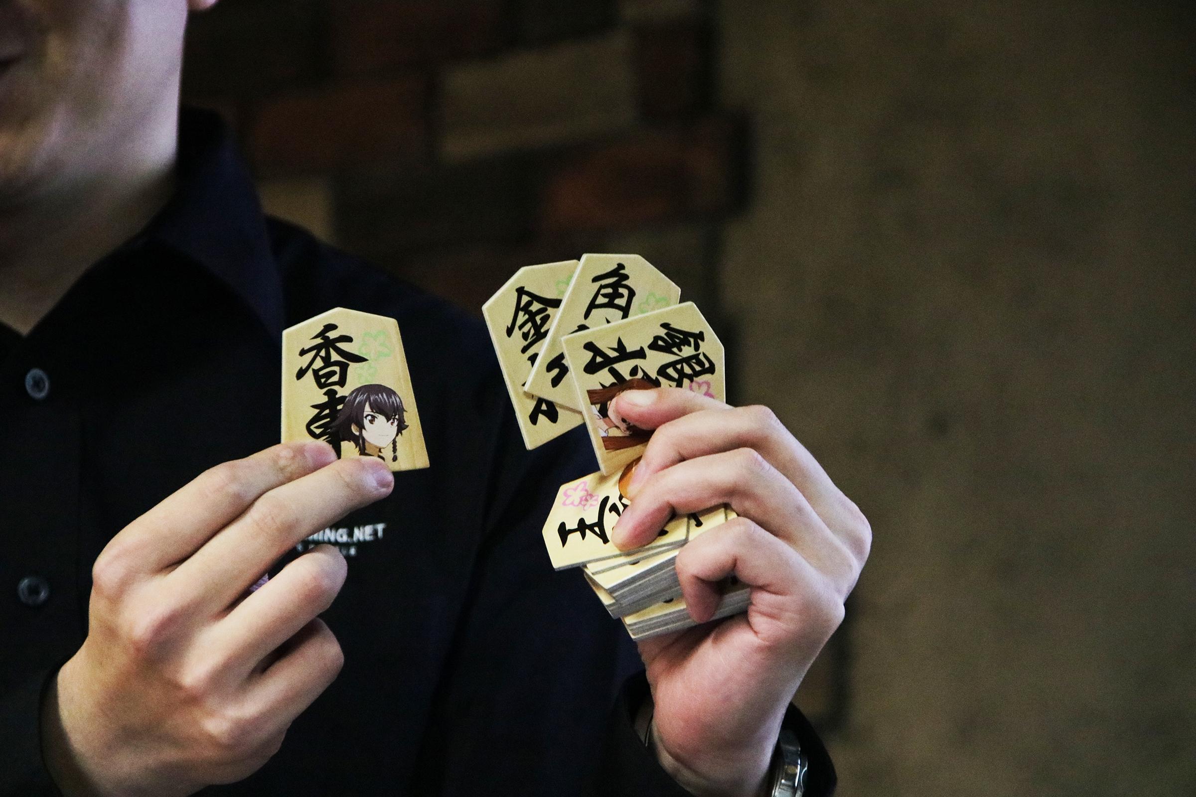 将棋カード