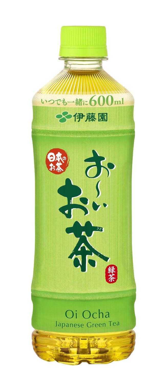 伊藤園お~いお茶緑茶600ml/価格:129円(税込)