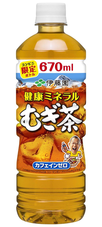 伊藤園健康ミネラルむぎ茶670ml/価格:151円(税込)