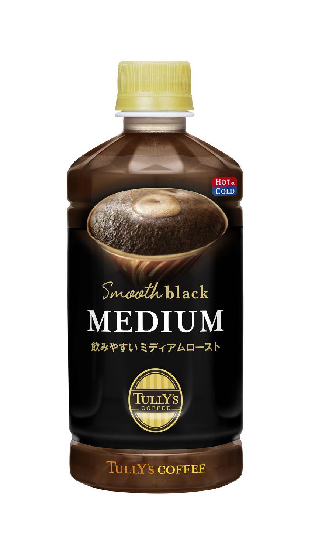 タリーズスムースブラックミディアム500ml/価格:139円(税込)