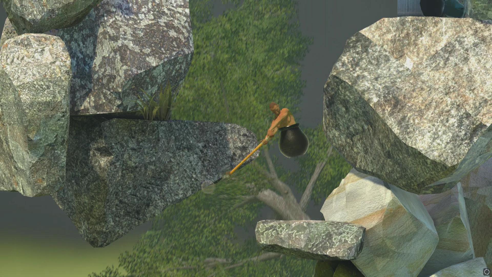 この入り組んだ岩場まで最初に登ってこれた時は、あぁ、これで下まで落ちる事はないだろうな、と心の底から安堵したなぁ。数分後にそんな考えは甘かったと思い知らされるわけだが……