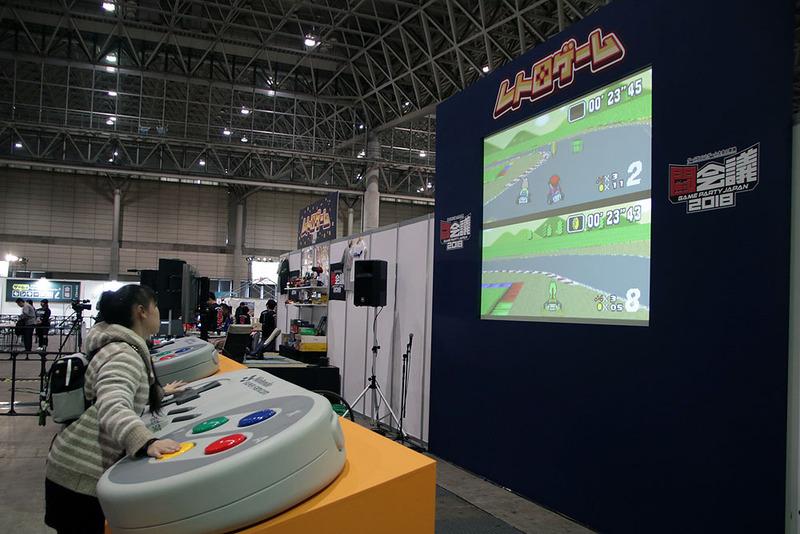 「マリオカート」での対戦プレイがは非常に盛り上がっていた