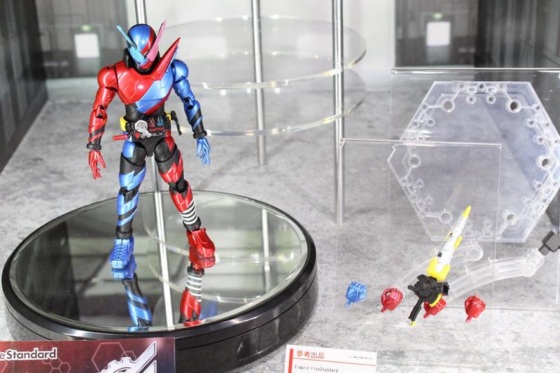 「Figure-riseStandard 仮面ライダービルド」。他のフォームやライダーの発売にも期待がかかる