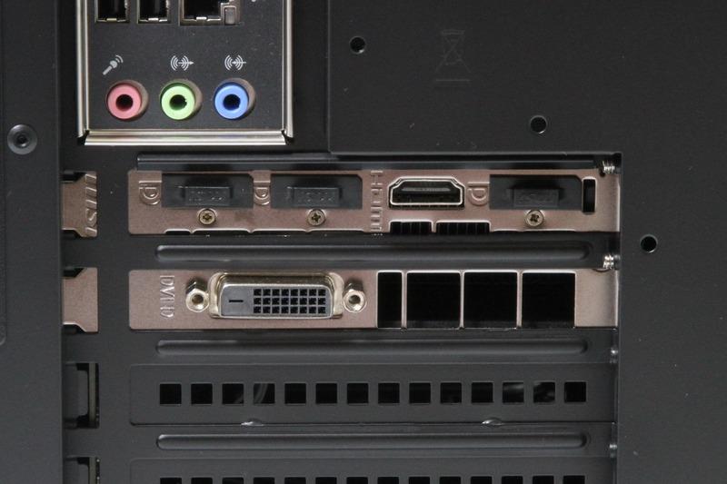 GeForce GTX 1070の端子類