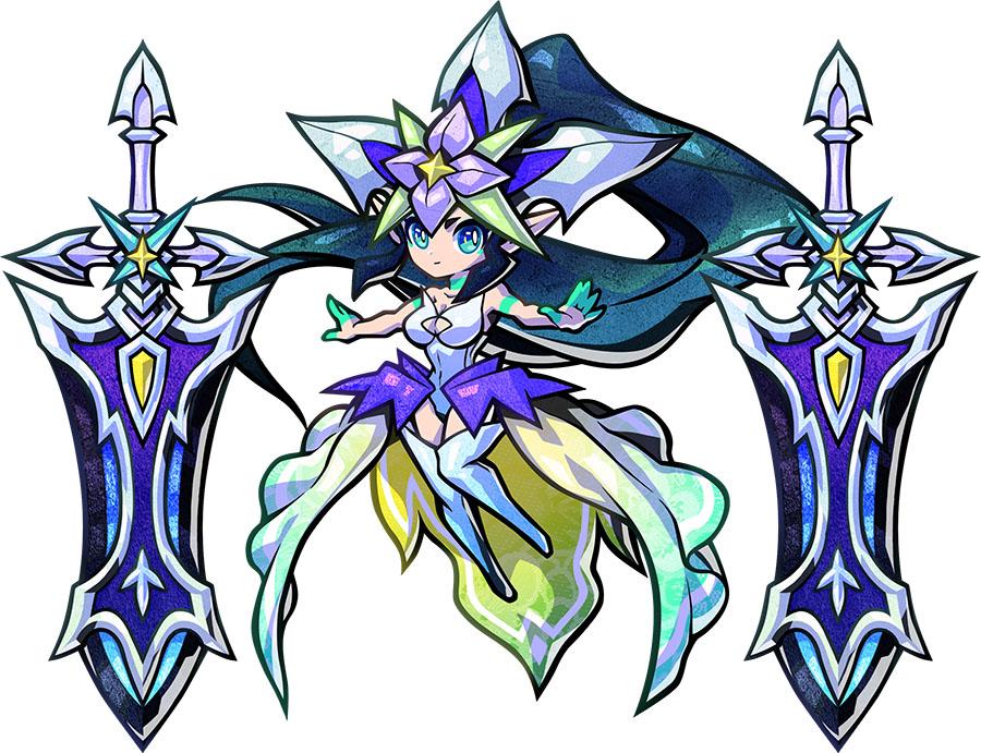 【アポカリプス】SSランク/みず:スキル「聖なる剣」