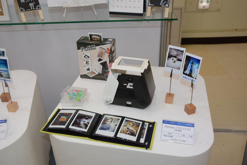 インスタントカメラ「プリントス」。コスプレなどでも活用されている