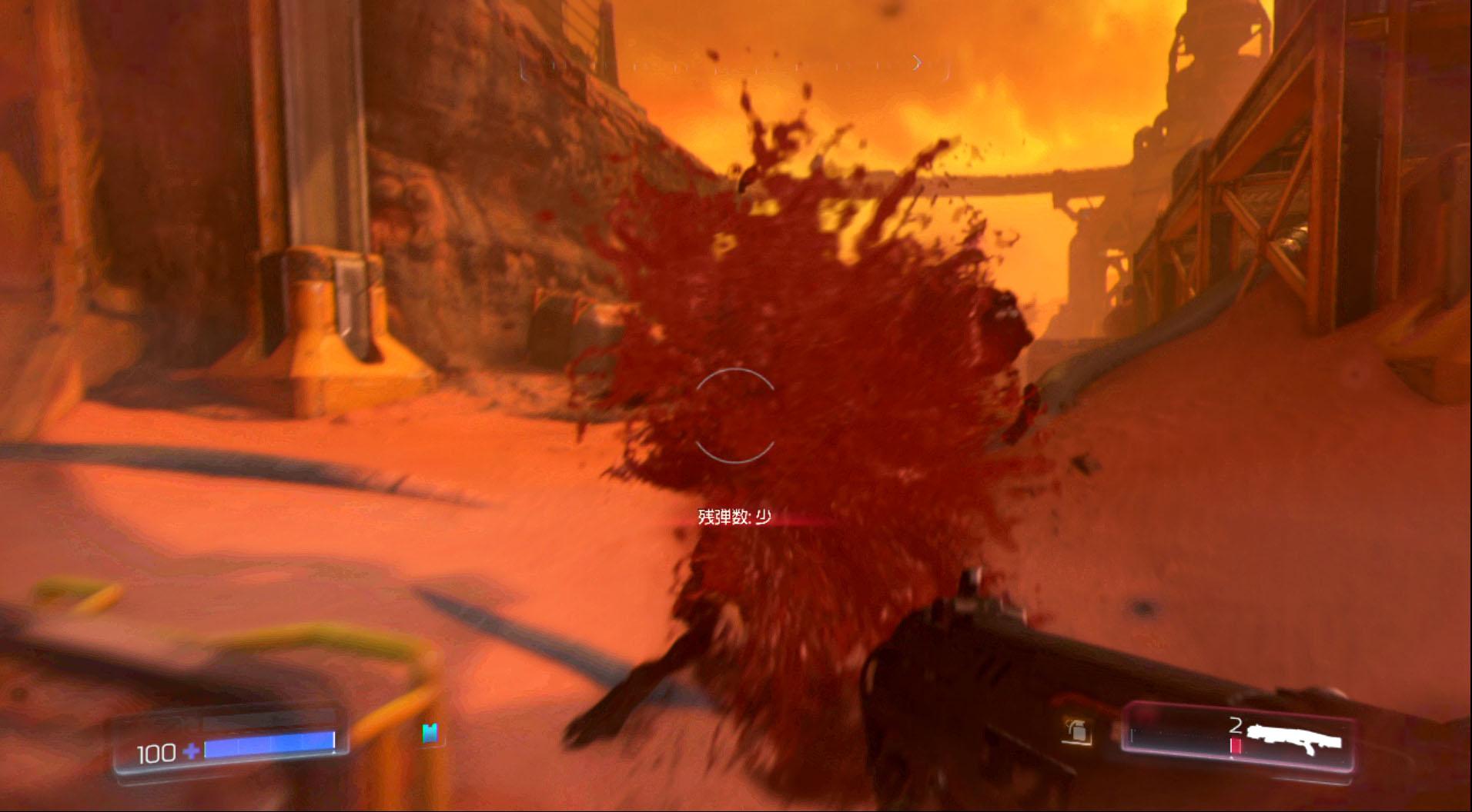 戦いは激しく、そして血まみれだ