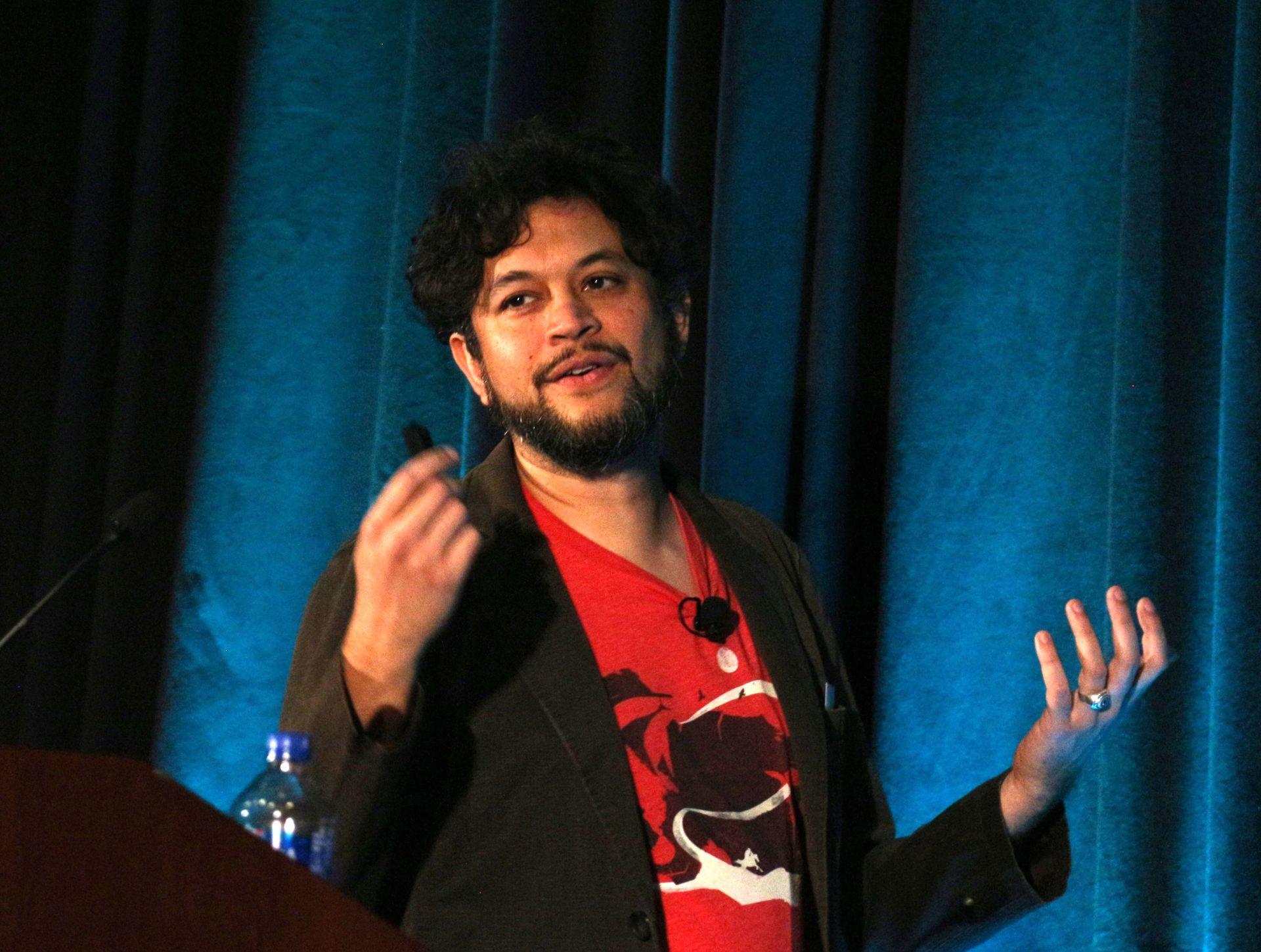 セッションスピーカーを務めたAmazon Alexa ソフトウェアエンジニア Chris Subagio氏