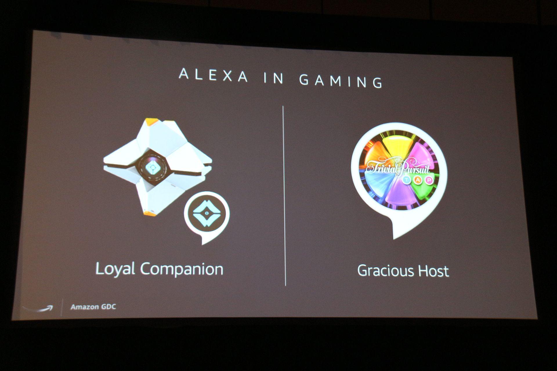 Alexaゲームは、コンパニオンタイプとホストタイプにわかれる