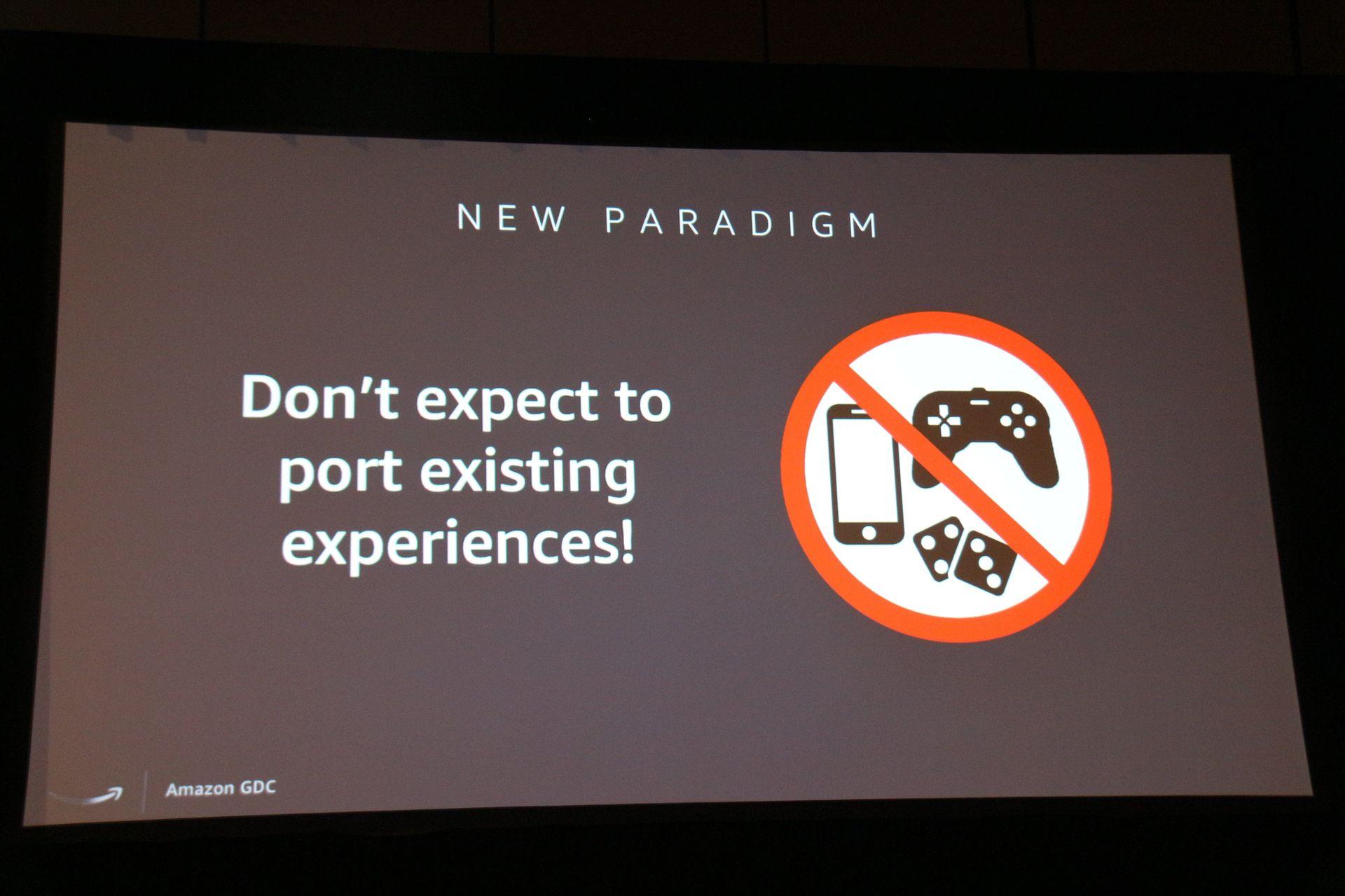 ボイスゲームは、既存のゲームを置き換える存在ではないが、既存の開発ノウハウは活用できる