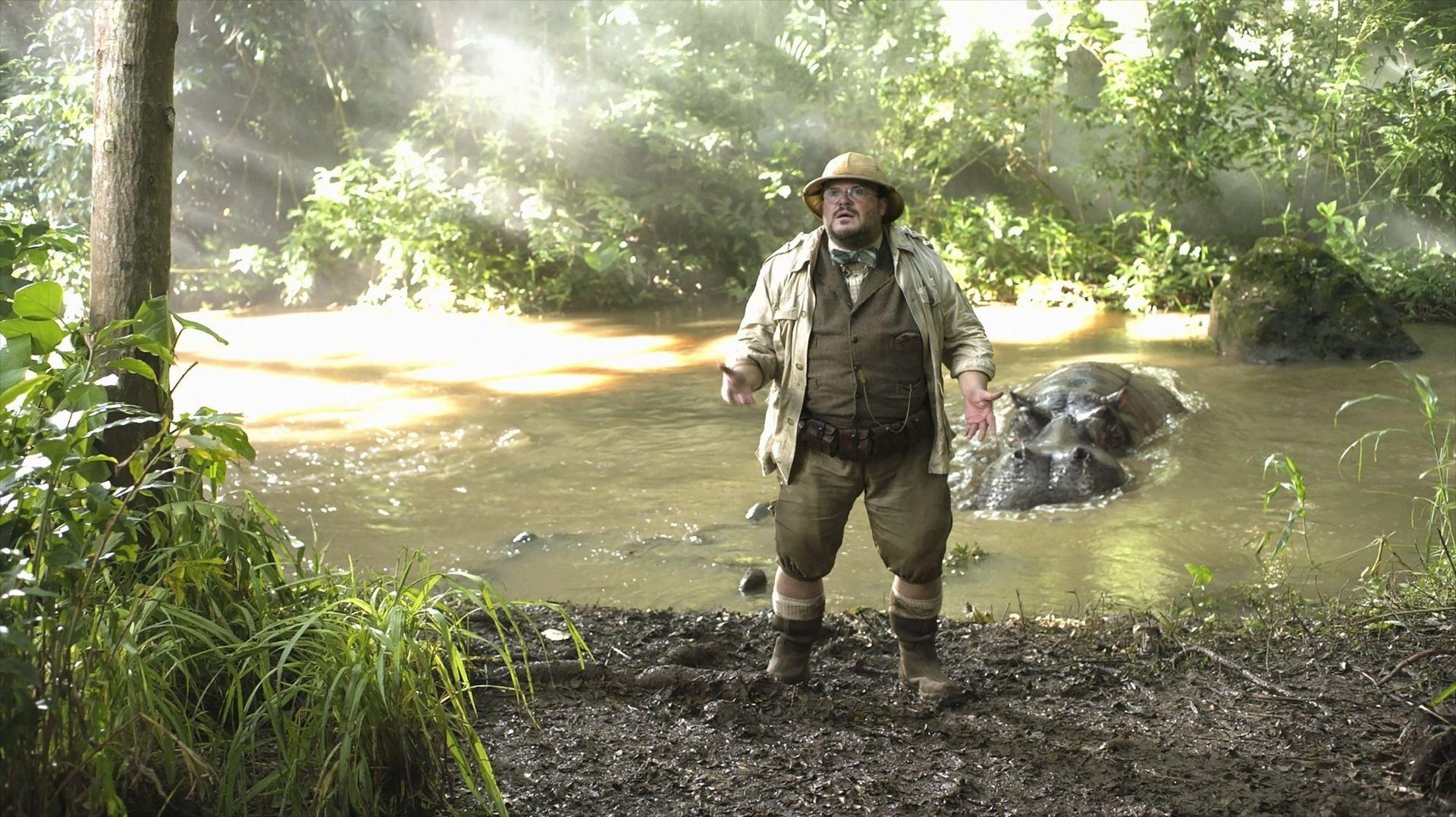オベロン教授を演じるジャック・ブラックの好演が印象的。常に外さない