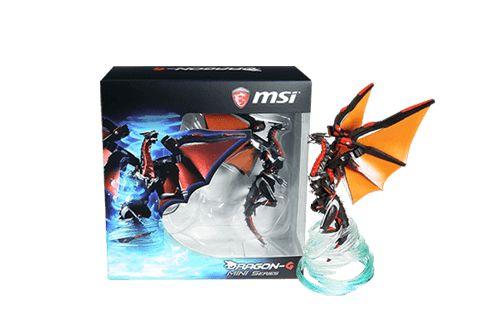 I賞:Dragon G 風