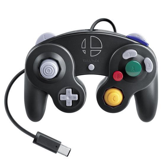 ゲームキューブコントローラも発売決定!