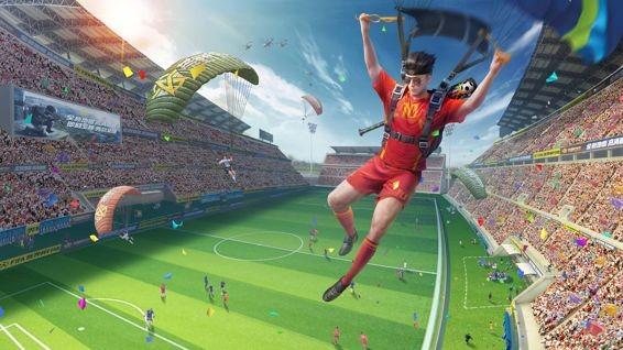 サッカーモード
