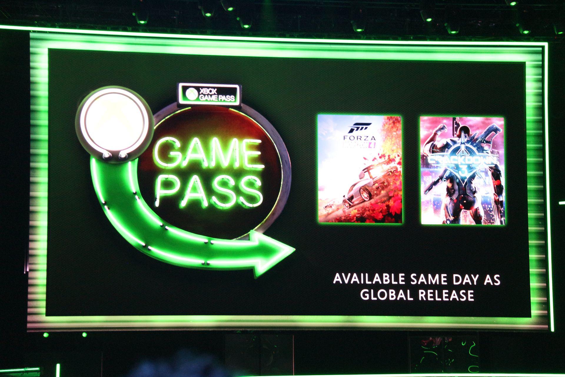 「Forza Horizon 4」、「Crackdown」も「Xbox Game Pass」対象に。Xboxは従来のパッケージからサブスクリプションに大きくビジネスモデルを変えつつある