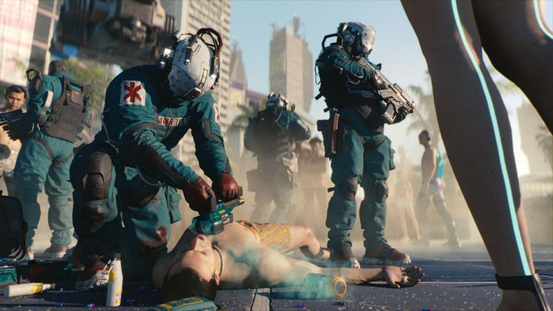 武装救急サービスを提供する企業「トラウマ・チーム」。クライアントのためなら、時に手段を厭わない